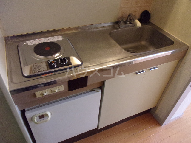 ハイネス相模大野 204号室のキッチン