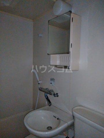 ヒロ・ロイヤルハイツ東林間 206号室の洗面所