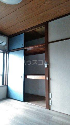 近藤荘 1号室の収納