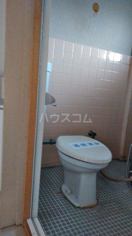 旭町ビル 302号室のトイレ