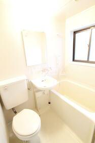 ハイツ356第5 202号室の洗面所
