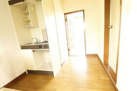 ハイツ356第5 202号室のキッチン