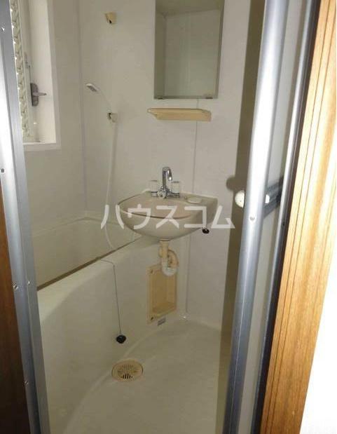 レピルーム 202号室の洗面所