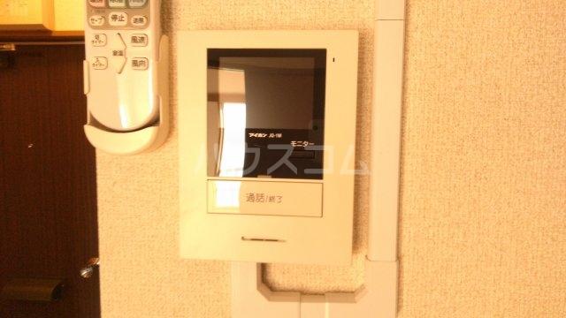 コーポ富沢 203号室のセキュリティ