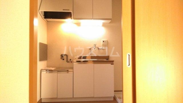 コーポ富沢 203号室のキッチン