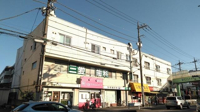 コーポ富沢 203号室の外観