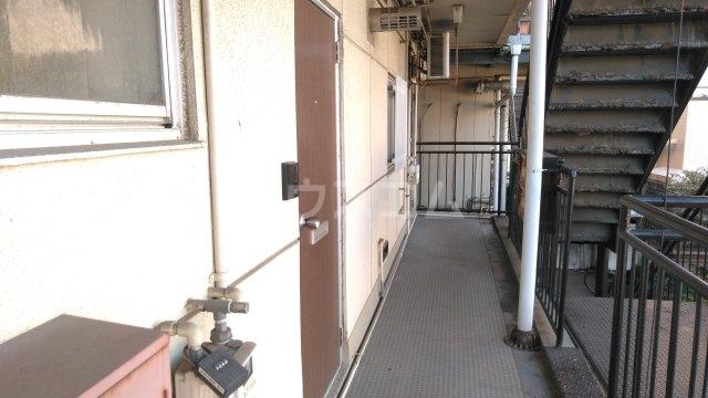 コーポ富沢 203号室のその他共有