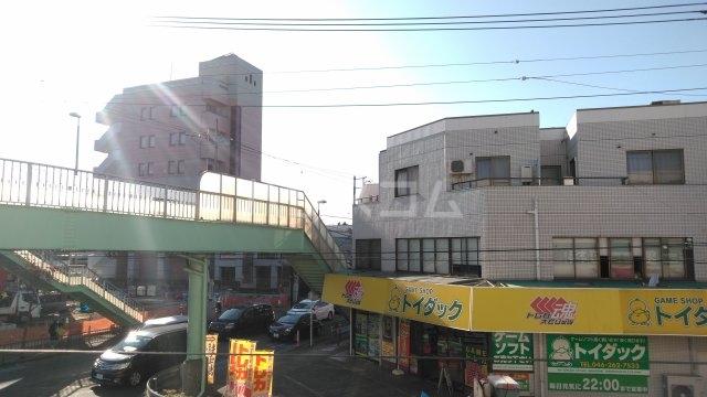 コーポ富沢 203号室の景色