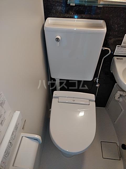 ユナイト弘明寺ヘンリーマンシーニ 205号室のトイレ
