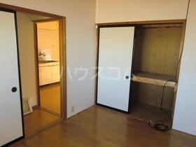 エクセランC 202号室の収納
