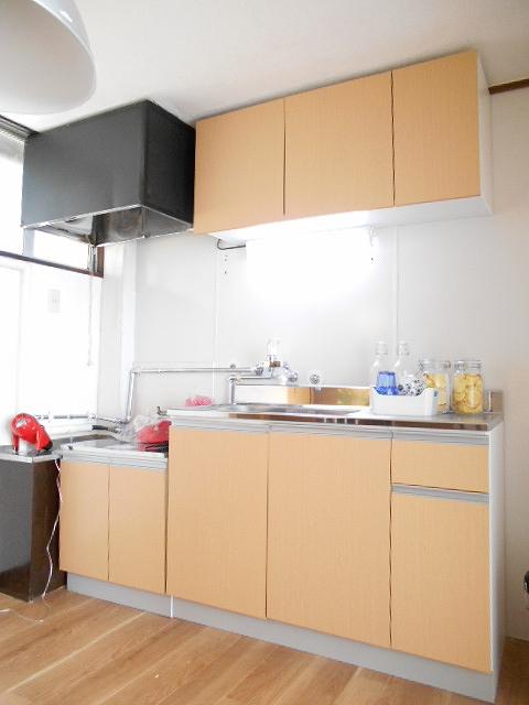 ティンカーベル 101号室のキッチン