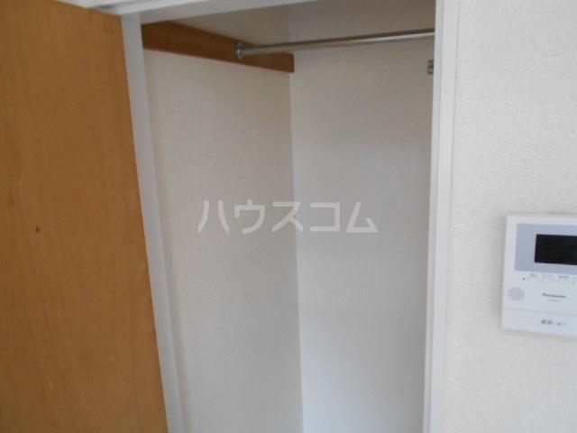 メゾン・アイリスⅡ 207号室の収納