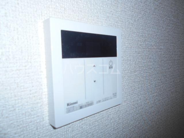 メゾン・アイリスⅡ 207号室のセキュリティ
