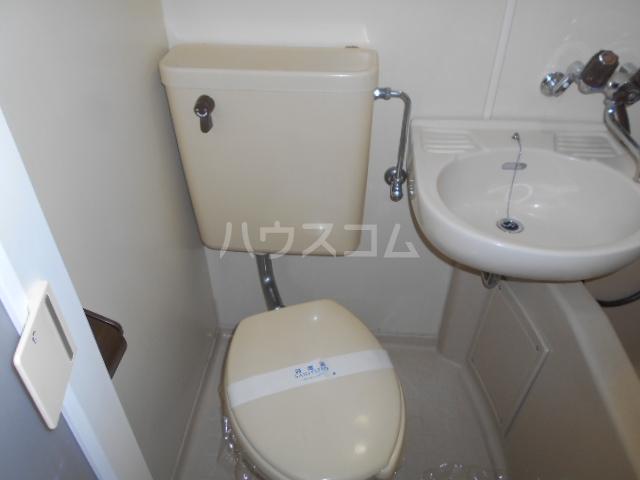 メゾン・アイリスⅡ 207号室のトイレ