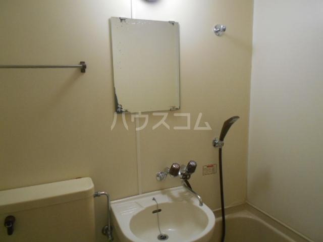 メゾン・アイリスⅡ 207号室の洗面所