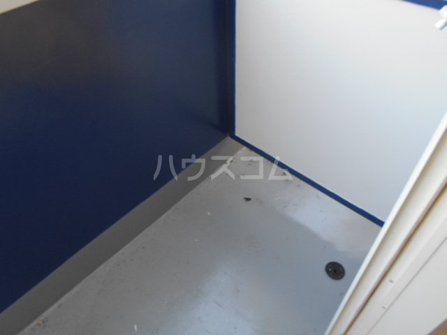 メゾン・アイリスⅡ 207号室のバルコニー