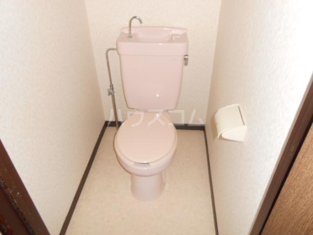 メゾンアカネ 202号室のトイレ