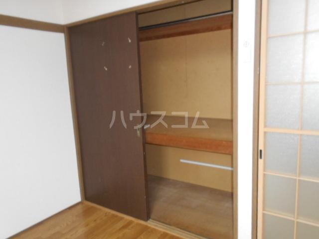 スカイハイツ 1-B号室の収納