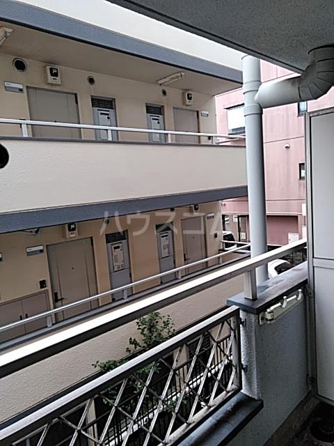 ヒルサイド洋光台Ⅰ 206号室の景色