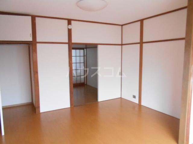 森コーポ 2号室の居室