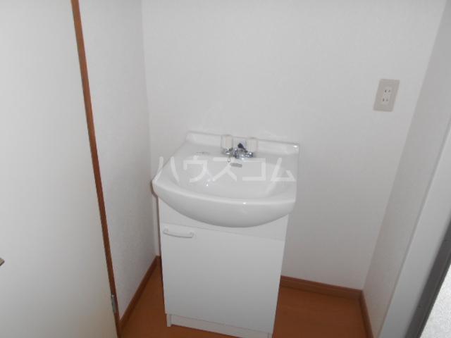 森コーポ 2号室の洗面所