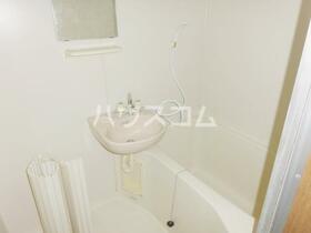 グリーンコーポHT 101号室の洗面所
