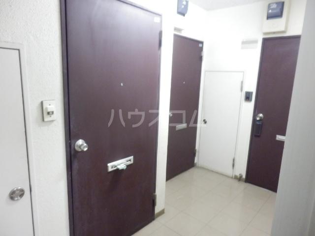 リバーサイド大滝 402号室のトイレ
