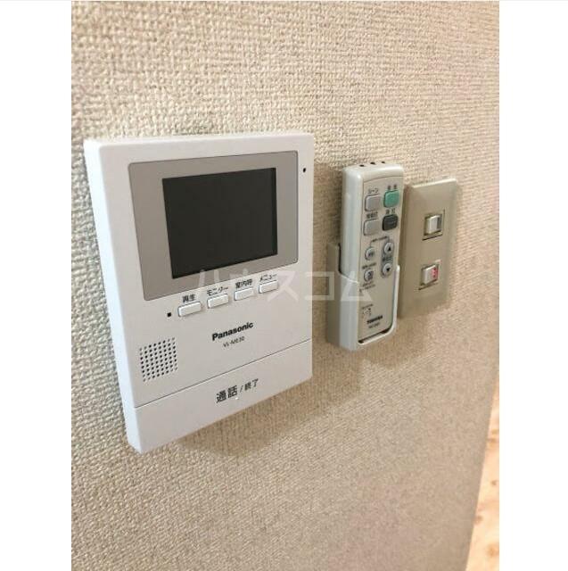 ポートハイム前里町 205号室のセキュリティ