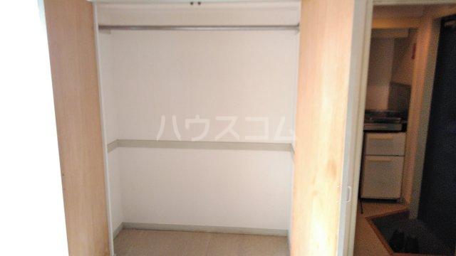 レオパレス戸塚第24 201号室の収納