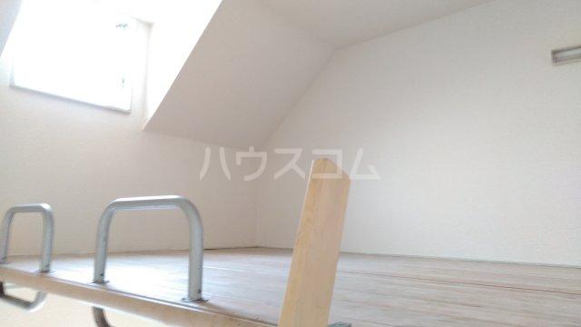 レオパレス戸塚第24 201号室のベッドルーム