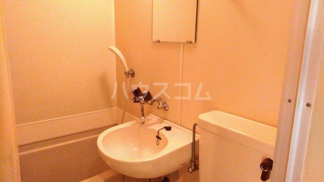 レオパレス戸塚第24 201号室の洗面所