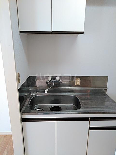 ツインコート 108号室のキッチン