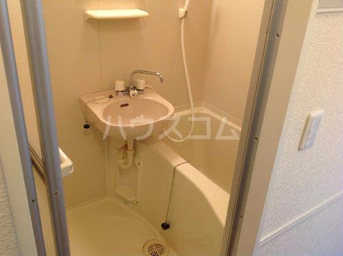 レオパレスハレ マレコ 206号室の洗面所