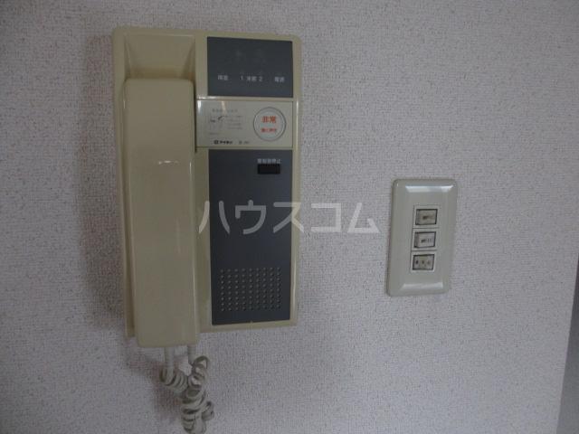 それいゆ泉 203号室のセキュリティ