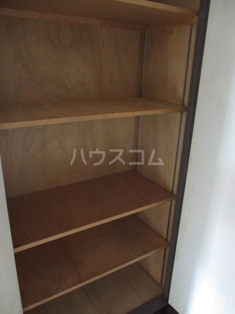 それいゆ泉 203号室の収納