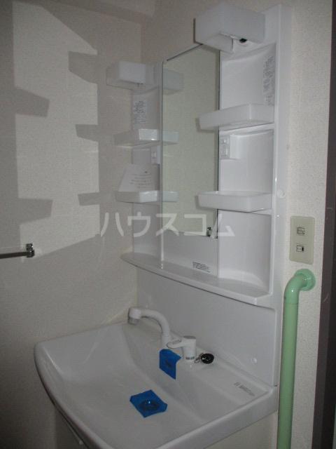 それいゆ泉 203号室の洗面所