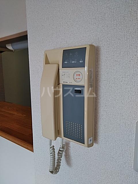それいゆ泉 502号室のセキュリティ