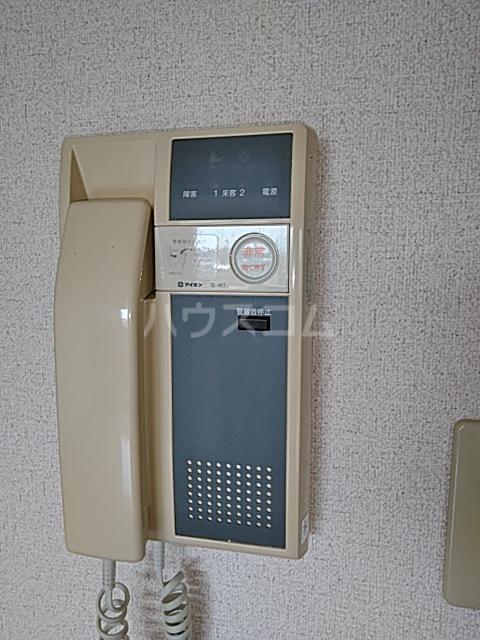 それいゆ泉 603号室のセキュリティ