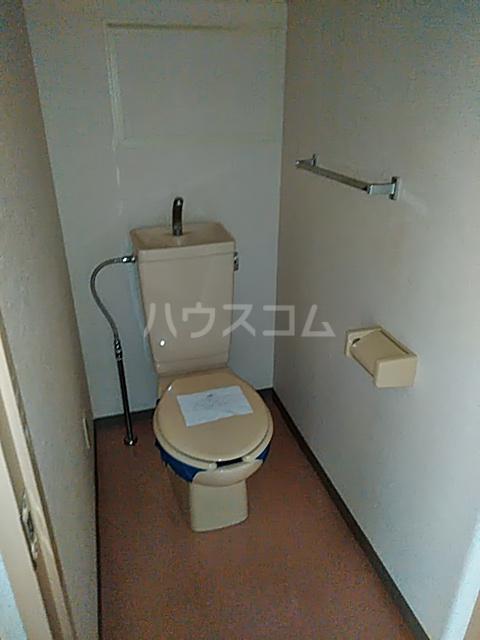 それいゆ泉 603号室のトイレ