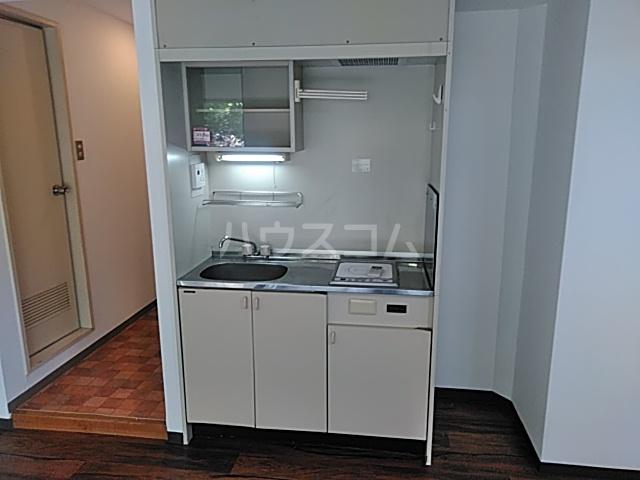 プロバンス 105号室のキッチン