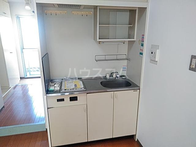 プロバンス 206号室のキッチン