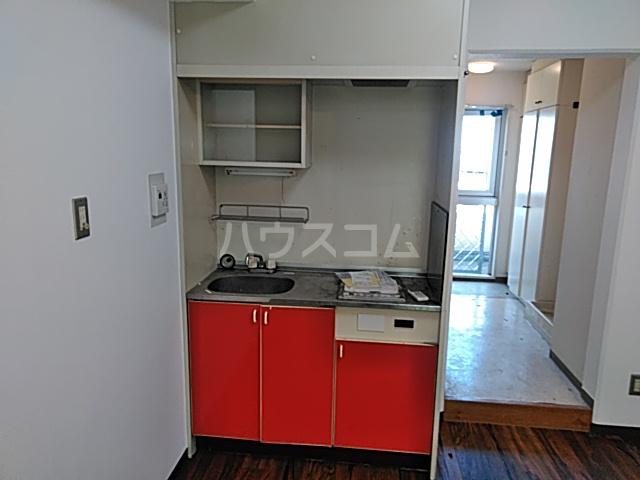 プロバンス 207号室のキッチン