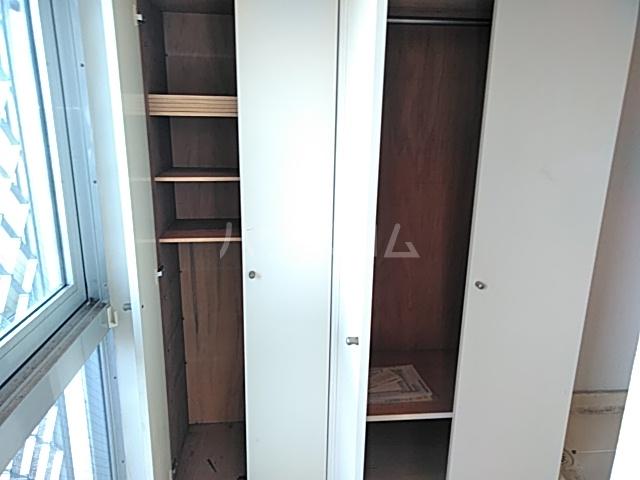プロバンス 207号室の収納