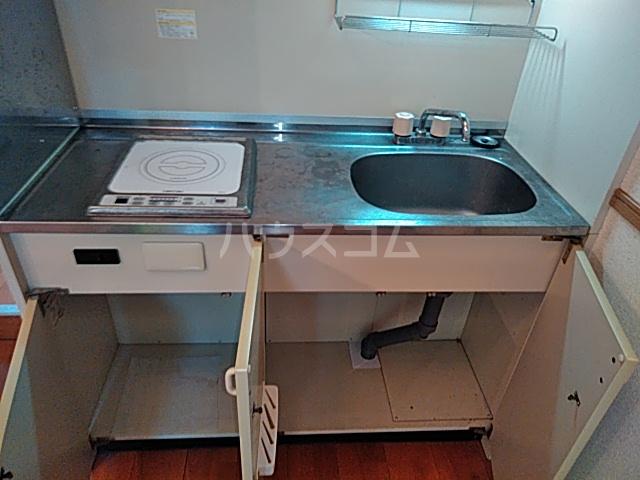 プロバンス 308号室のキッチン