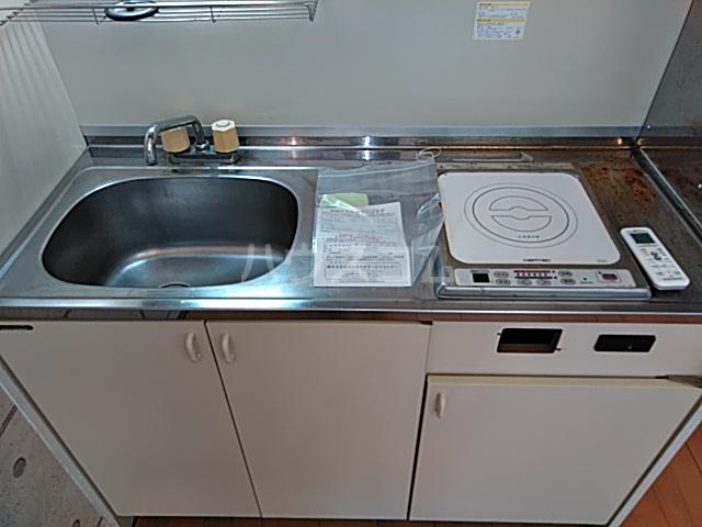 プロバンス 309号室のキッチン