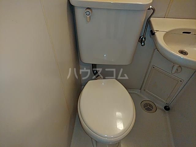 プロバンス 309号室のトイレ