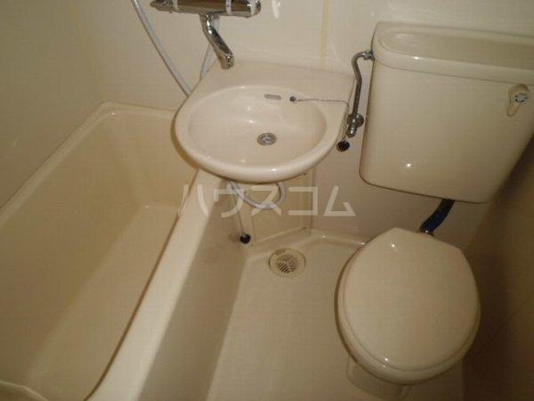 プロバンス 311号室のトイレ