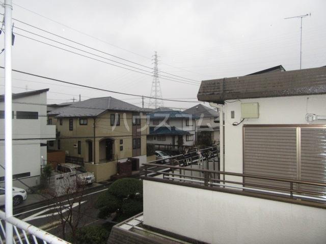 ハイム石川 201号室の景色