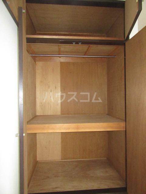 ハイム石川 201号室の収納