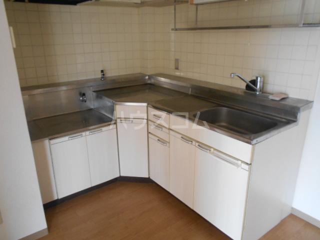 カネコハイツ 301号室のキッチン